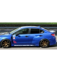ChargeSpeed Type-2B Complete Wide Body Kit with Front FRP Under Part (Japanese FRP) Subaru WRX STi 15-19