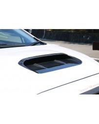 ChargeSpeed FRP Hood Air Intake Duct (Japanese FRP) Subaru WRX STi 15-19