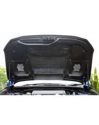 ChargeSpeed FRP Hood Rain Cover (Japanese CRP) Subaru WRX STi 15-19