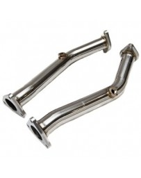 350z Top Speed Pro-1 Test Pipes