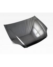 VIS Racing Carbon Fiber Hood OEM Style for Hyundai Tiburon 2DR 03-06