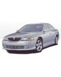 VIS Racing 2000-2003 Lincoln Ls Sedan Custom Lsc 4Pc Complete Kit Polyurethane