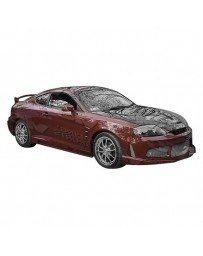 VIS Racing 2003-2006 Hyundai Tiburon 2Dr Drifter X Full Kit