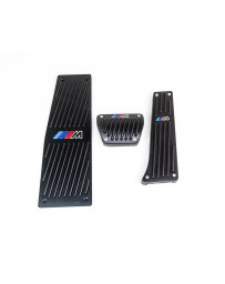 Agency Power Pedal Kit BMW 5 Series E60 with rubber covers 04-10