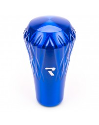 Raceseng Regalia Shift Knob 9/16in.-18 Adapter - Blue Translucent