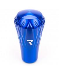 Raceseng Regalia Shift Knob M12x1.75mm Adapter - Blue Translucent