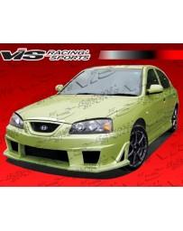 VIS Racing 2004-2006 Hyundai Elantra 4Dr Cyber Full Kit