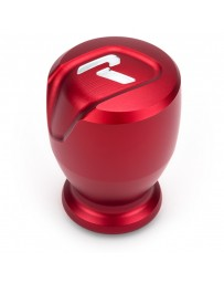 Raceseng Apex R Shift Knob Fiat 500T / Abarth Adapter - Red