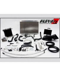 AMS Performance 08-11 Nissan GT-R R35 Alpha Cooling Package - Race System