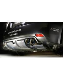 Varis Full Carbon Fiber Rear Diffuser Subaru STI GRB 08-12