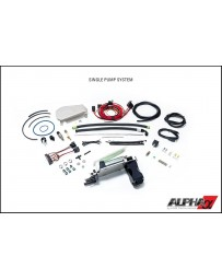 AMS Performance 2009+ Nissan GT-R R35 Omega Fuel System - Single Pump
