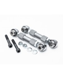 Agency Power Rear Adjustable Sway Bar Links Silver Can-Am Maverick X3 RS DS RC Turbo