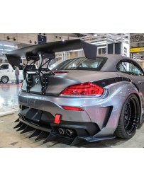 Varis GT Wing Euro Edition Center Mount Type for Circuit BMW E89 Z4 09-15