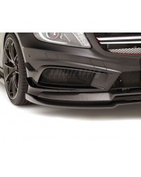 Varis Carbon Fiber Duct Trim Left and Right Set for Front Bumper Mercedes Benz A45 AMG Wagon 13-18