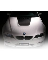 Varis VSDC Cooling Bonnet BMW E46 M3 Street 01-06