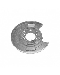 R34 Nissan OEM V-Spec Rear Brake Backing Plate, Right
