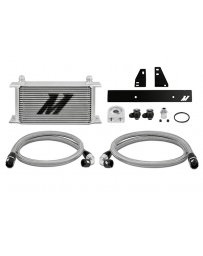 370z Mishimoto Oil Cooler Kit - Thermostatic