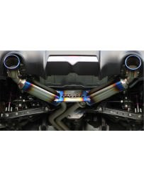 Toyota GT86 GReddy Super Street Titan Full Titanium