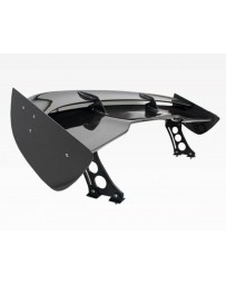 VIS Racing Universal FC Double Decks Carbon Fiber Spoiler