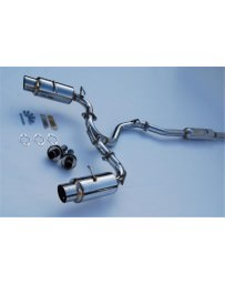 Toyota GT86 Invidia N1 Dual SS Stainless Steel Tip Catback Exhaust