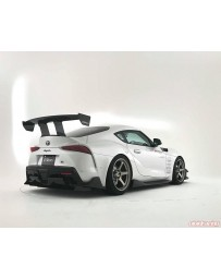 Varis Arising-I Carbon Fiber Rear Shroud Toyota A90 Supra 19-20