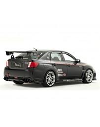 Varis VSDC-Carbon Trunk Subaru STi GVB Sedan 08-16