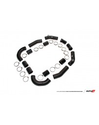 AMS Performance 2009+ GT-R R35 Alpha Upper I/C Pipe (Use with Stock I/C/TiAL Flange/Carbon Manifold)