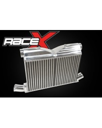 AMS Performance 2012+ Nissan GT-R Alpha Race X Front Mount Intercooler with Logo