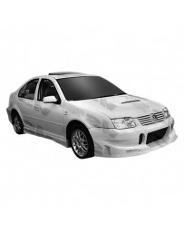 VIS Racing 1999-2004 Volkswagen Jetta 4Dr Tsc Full Kit