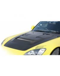 Varis Aero Full Carbon Bonnet Honda S2000 AP1 00-09
