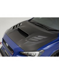 Varis VSDC Cooling Hood Subaru STi VAB 15-16