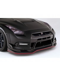 Varis 14 Version Front VSDC Bumper Kit Nissan GTR R35 09-16