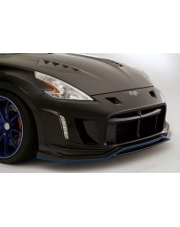 Varis Arising 2 6-Piece Front All FRP Fender and Side Fin Panel Nissan 370Z Z34 09-18