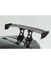 Varis All Carbon GT Wing for Street Version with Exclusive Brackets and Reinforcement Subaru BRZ ZC6 13-15