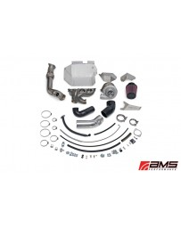AMS Performance 08-15 Mitsubishi EVO X 900XP Turbo Kit with Recirculated Wastegate Provision