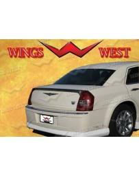 VIS Racing 2005-2010 Chrysler 300/300C Vip Rear Flush Mount Trunk Spoiler Urethane