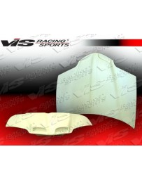 VIS Racing 1998-2002 Pontiac Firebird 2Dr Gto Fiber Glass Hood