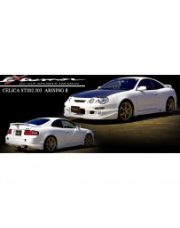 Varis Arising 2 Rear Bumper Toyota Celica ST205 94-99