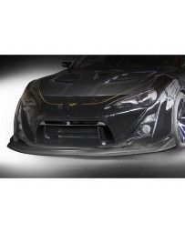 Varis Racing Wide Lip Spoiler for Arising 2 Bumper Toyota GT-86 ZN6 13-15