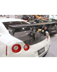 Varis Carbon Lightweight Trunk '14 Version Nissan GTR R35 09-20