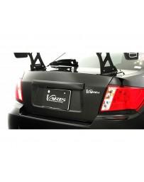 Varis Carbon Trunk Subaru STi GVB Sedan 08-16