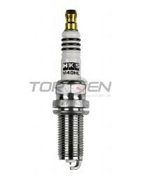 350z HR HKS M-Series Super Fire Racing Spark Plug 8 Heat Range - 6 Pack
