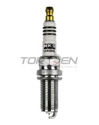 350z HR HKS M-Series Super Fire Spark Plugs - for stock normally aspirated engines - Set of 6
