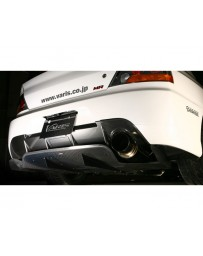 Varis Rear Carbon Diffuser Version 2 Mitsubishi EVO CT9A '09 Ver 06-07
