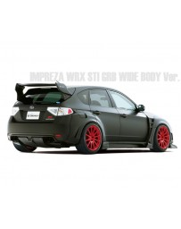 Varis Rear FRP Fender Kit Subaru WRX GRB 08-16