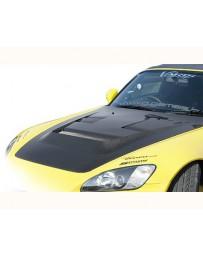 Varis FRP Aero Bonnet Honda S2000 AP1 00-09