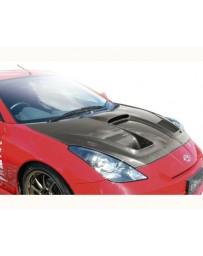 Varis Vesrion 1 Cooling CFRP Bonnet Toyota Celica ZZT23 00-05