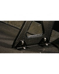 Varis Carbon GT Street Euro Wing Bracket Mitsubishi EVO 8 9 CT9A 03-07
