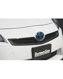 ChargeSpeed Front Grill Cowl FRP (Japanese FRP) Toyota Prius 10-11