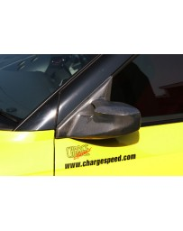 ChargeSpeed Aero Mirror FRP (Japanese FRP) Pair Right Hand Drive Suzuki Swift Sport Model Z31S 04-10